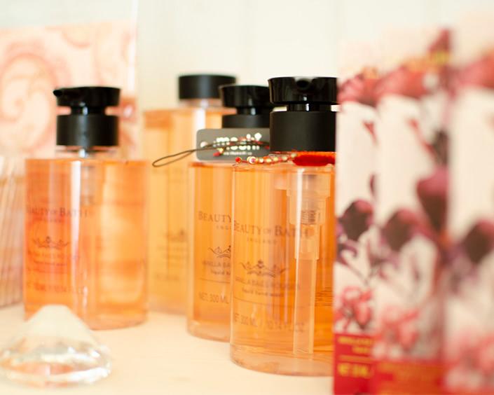 Produkte & Marken ∙ Beauty of Bath England im Kosmetikstudio Jutta Pfullendörfer