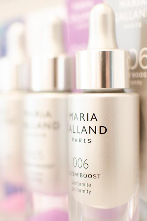 Produkte & Marken ∙ Kosmetikprodukte von Maria Galland im Kosmetikstudio Erlebnis Schönheit