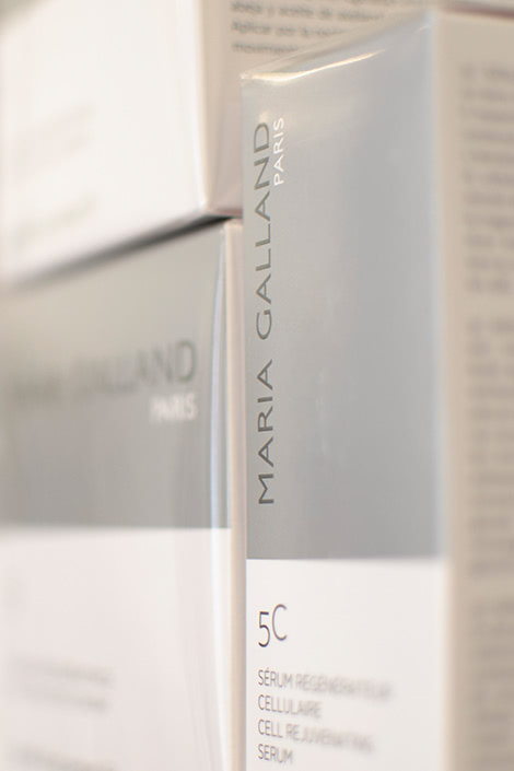 Produkte & Marken ∙ hochwertige Pflege von Maria Galland im Kosmetikstudio Jutta Pfullendörfer